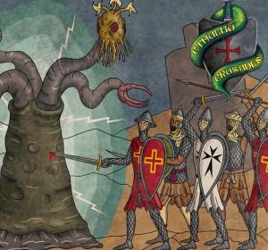 <span>Cthulhu Crusades</span><i>→</i>